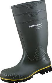 dunlop 380pp rubber boots for men green men u0027s shoes dunlop work