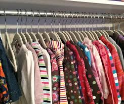 How To Organize Pants In Closet - how i store and organize all our baby clothes andrea dekker