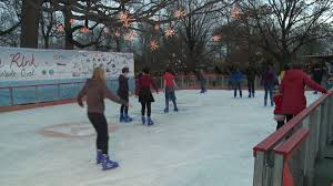northeast ohio winter activities guide christmas lights ice