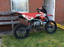 road legal motocross bike for sale road legal pit bike 170cc stomp detroit demon x
