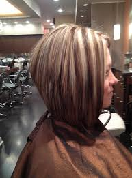 bob haircut with low stacked back shoulder length a line bob medium length hairstyles 2017