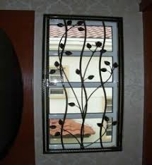 wrought iron window grills decorative wrought iron grill modern