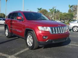 red jeep cherokee red jeep grand cherokee for sale in jacksonville fl carmax