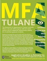 tulane university of liberal arts graduate program