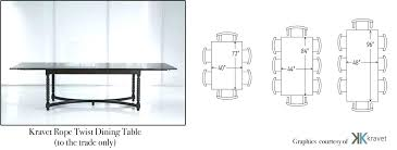 6 person dining table dimensions 10 seater round table measurements rosekeymedia com
