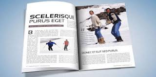 exclusive adobe indesign magazine template free download