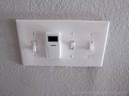 outside light timer switch let there be light space for living organizing within timer for