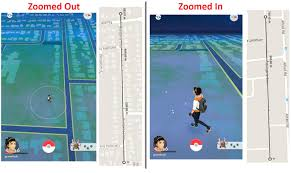Distance Map Pokemon Go At What Scale Is The Map Arqade