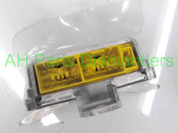 lexus honda or toyota 2007 honda civic srs airbag computer module ahparts com used