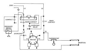 wiring diagram for air compressor motor wiring wiring diagrams
