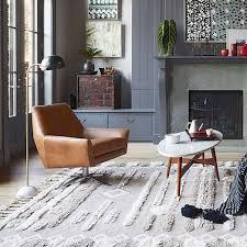 west elm reeve coffee table reeve mid century oval coffee table marble top west elm for