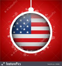 flags merry christmas flag stock illustration i3483836