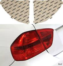 subaru forester red subaru forester 09 13 red tail light covers