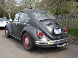 Old Beetle Interior Curbside Classic 1971 Small Car Comparison Number 5 Vw Super