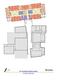 school floor plan pdf mount pleasant middle school replacement overview