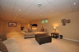 Amazing Basement Lighting Drop Ceiling Fixture Denver Basement Ideas