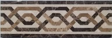 china marble flooring border designs products from china factories