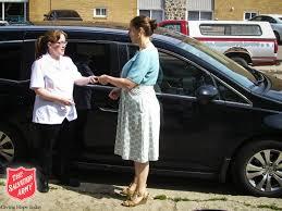 prairie division lorne u0026 evelyn johnson foundation provide new van