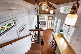 tiny house company tiny house town custom 30 u0027 mint tiny home