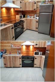installing cabinets in kitchen best 25 pallet kitchen cabinets ideas on pinterest wood pallet