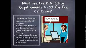 certified paralegal exam certification facts youtube