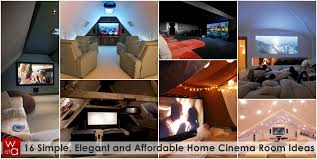 home cinema room design tips 16 easy sophisticated and inexpensive home cinema area suggestions