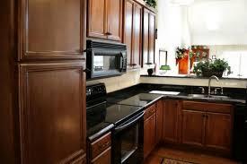 black cabinets with black appliances black appliances kitchen captainwalt com