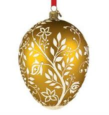 european blown glass ornaments including outs by reed