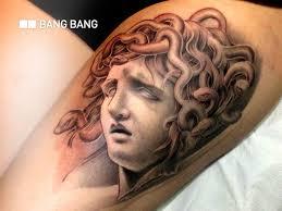 mermaid tattoo by bang bang nyc