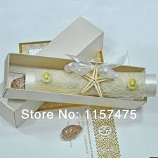 diy scroll invitations cheap scroll invitation find scroll invitation deals on line at