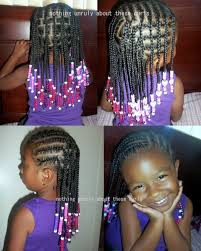 young black american women hair style corn row based braid styles for little african american girls google search