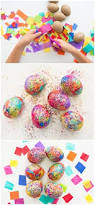 Funny Easter Decorations by Easy Paper Easter Wreath Easter Crafts Easter And Wreaths