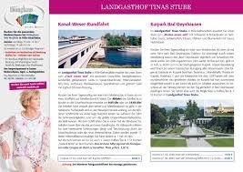 Kurpark Bad Oeynhausen Schifffahrt U0026 Kurpark Bad Oeynhausen 2018 Landgasthof Tinas Stube