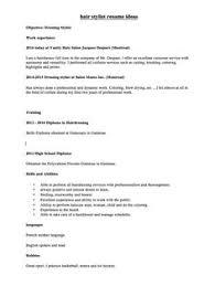 student resume sample filipino http resumesdesign com student