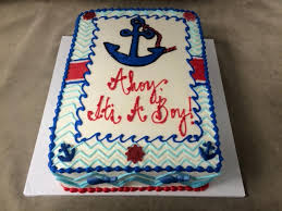 nautical baby shower cake baby showers and anniversary cakes