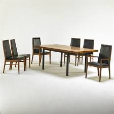 Dining Table And Six Chairs Dining Table And Six Chairs 7 Works By Milo Baughmann And