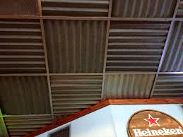 decoration interesting stunning metal ceiling for decorative