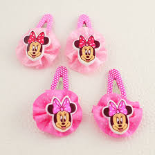 hair pins dlarra e minnie mouse hair mickey fashion hair pins