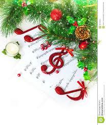christmas musical border stock images image 28194694