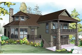 Sloping Lot House Plans Cape Cod House Plans Cedar Hill Associateds Front Sloping Lot Home