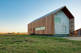 modern barn design barndominium green live work space is a modern update to the