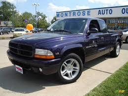 1999 dodge dakota sport 1999 amethyst pearl dodge dakota r t sport extended cab