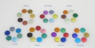 Color Combinations Eclat By Sylvi