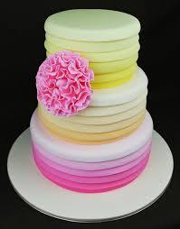 rainbow christening cake personalised cakes com au