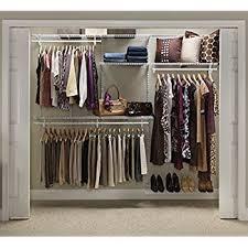 Closetmaid Completions Amazon Com Closetmaid 2815 Shelftrack 4 Drawer Kit Home U0026 Kitchen