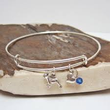 bangle bracelet with heart images French bulldog mini heart stackable bangle bracelet 2 5 quot 3 quot dog JPG