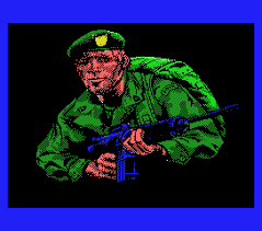 Last Poster Wins Ii New - msx games world who dares wins ii