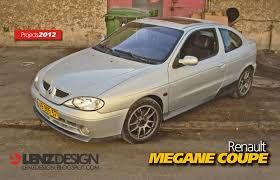 renault 4 tuning new cars renault megane coupe tuning by lenzdesign