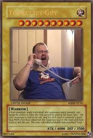 tourettes guy yugioh card by twisted4000 on deviantart