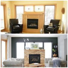 the divine living space blog an upcylced fireplace facelift a